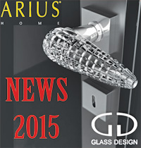 Новинки от Glass Design 2015